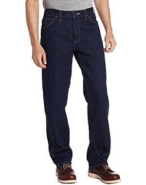 Men's Carpenter Jeans Industrial Blue Size 36x32