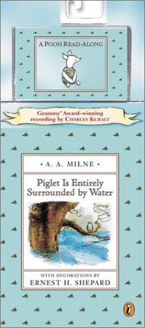 Piglet Is Entirely Surrounded by Water storytape (Winnie-the-Pooh)