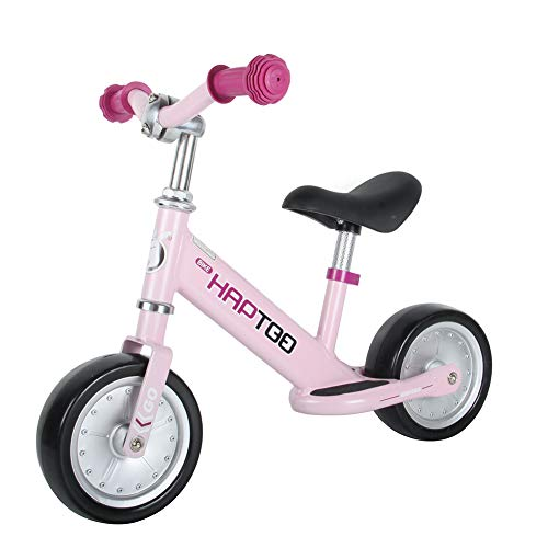 Baby Balance Bike Bicycle Children Aluminum Lightweight Walker 18-48 Months Toys for 2 Year Old No Pedal 2 Wheels Toddler First Bike Thanksgiving Chirstmax Gift Pink Elder -  Ancaixin