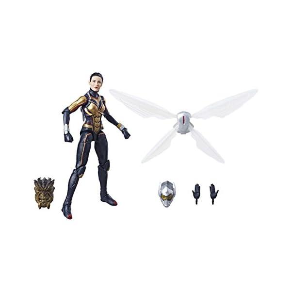 41ST4V8b7CL Avengers 6 Inch Legends Action Figure Assortment
