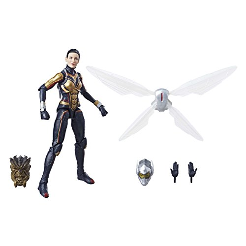 Avengers Marvel Legends Series 6-inch Marvel's Wasp]()