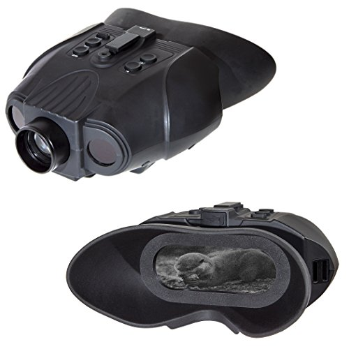 Nightfox 120R Widescreen Rechargeable Recording Digital Infrared Night...