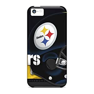 JonBradica Iphone 5c Bumper Hard Phone Covers Provide Private Custom High Resolution Pittsburgh Steelers Pictures [Zbv2456THzU]