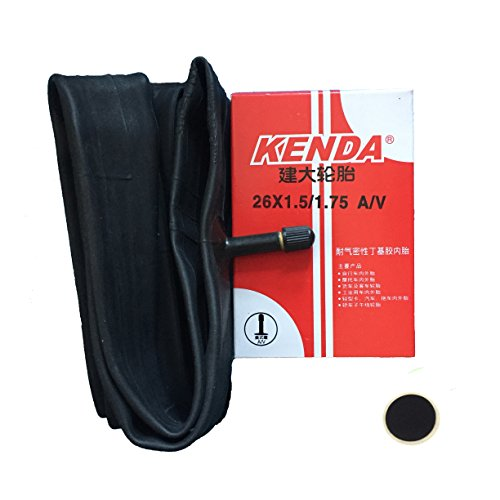 - Kenda Bicycle Mountain Bike Inner Tube Schrader Valve 26 Inch X 1.5/1.75 32mm