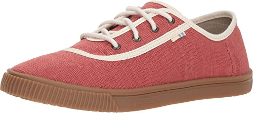(TOMS Infinity Spice Red Women's Carmel Sneakers 10012427 (Size: 9))