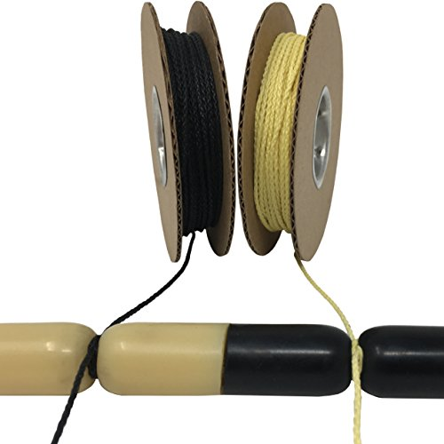 Spearit 50FT 1MM BRAIDED KEVLAR