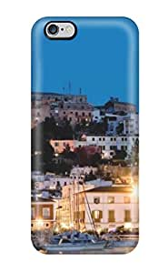 TNCGAKe914bXhUM Anti-scratch Case Cover Rachel B Hester Protective Ibiza Landscape Nature Case For Iphone 6 Plus