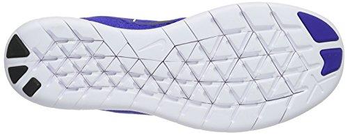 Nike Free Rn Heren Hardloopschoenen Trainers 831.508 Sneakers Schoenen (us 8,5, Eendracht Zwart Hyper Cobalt 400)