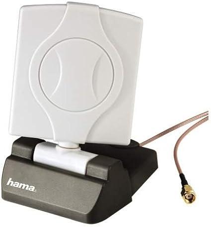 Hama 2 4 Ghz Wireless Lan Antenne 6dbi Computer Zubehör