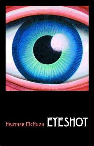 Eyeshot Wesleyan Poetry Series Heather Mchugh 9780819566713