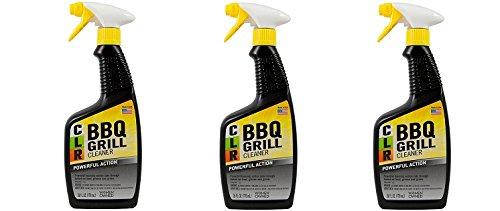 Clr pb-bbq-26 BBQグリルクリーナー、26-ounce 3パック B07BQWJ9X5  3パック