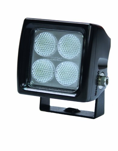 WURTON 34043 Black Scout Diffused Beam Cube Light