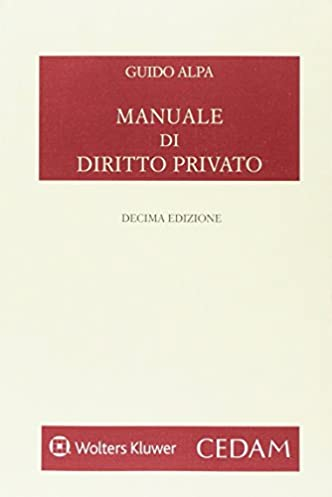 amazon it manuale di diritto privato guido alpa libri rh amazon it manuale diritto privato pdf manuale diritto privato 2018