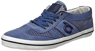 DUUO Mood, Zapatillas para Hombre, Azul (Navy), 41 EU
