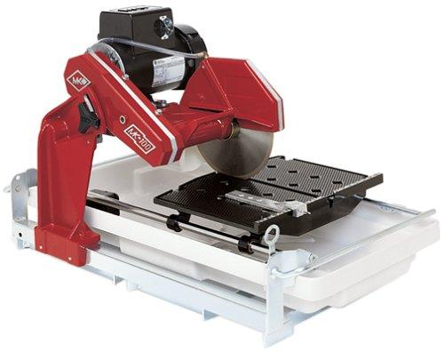 MK Diamond 158189-AMZ MK-100 10-Inch 1-1 2HP Tile Saw