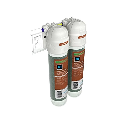Aquatic Life Twist-In Dual Deionization Filtration Unit (DI, - Filter Cartridge Change Quick