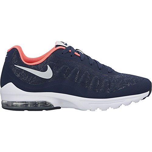 Nike Heren Air Max Invigor Se Loopschoen Obsidian / Overgrote Grijs / Hot Punch