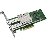 Intel Ethernet Converged Network Adapter X520-DA2 - Network adapter - PCI Express 2.0 x8 low profile