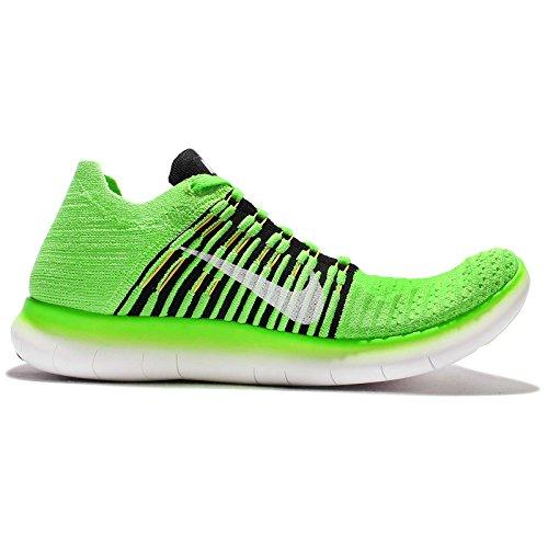 UK Grün Flyknit Laufschuhe Herren Green Grün 9 Grün Nike Rn Free Grün Grün SC4fwB6q