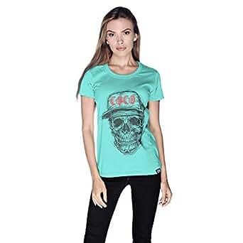 Creo T-Shirt For Women - M, Green