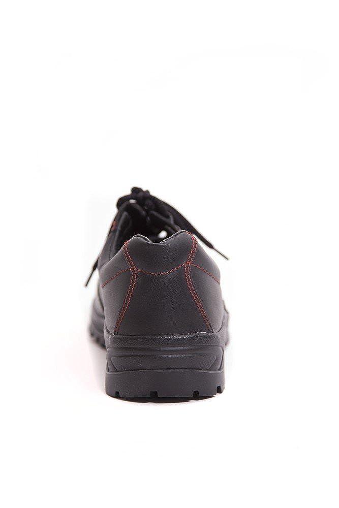 HERKULES Sicherheitsschuh I I Stahlkappe Durchtrittschutz S3 I Sicherheitsschuh Wasserdichte Schuhe - 67ed5f