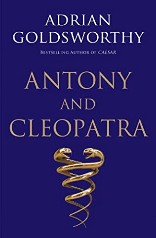 book cover of Antony and Cleopatra