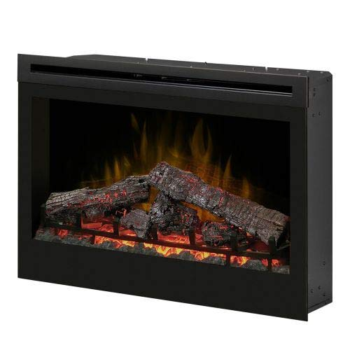 Dimplex DF3033ST 33-Inch Self-Trimming Electric Fireplace Insert ()