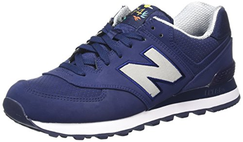 Homme Baskets 574 tempest Multicolore New Balance fqHFRF