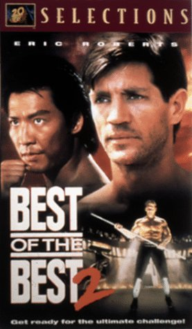 Best of the Best 2 [VHS]
