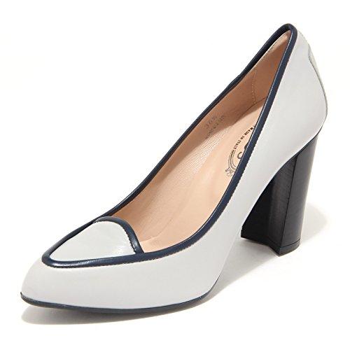 Tod's Gomma Women 8024L Donna Shoes Grigio Scarpe Decollete 4wt4fqxrB