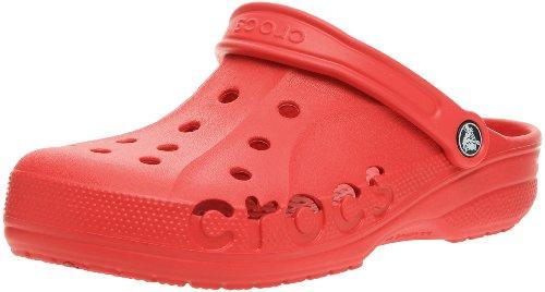 Unisex Red Adulto Baya Rosso Crocs Zoccoli q8ZWw