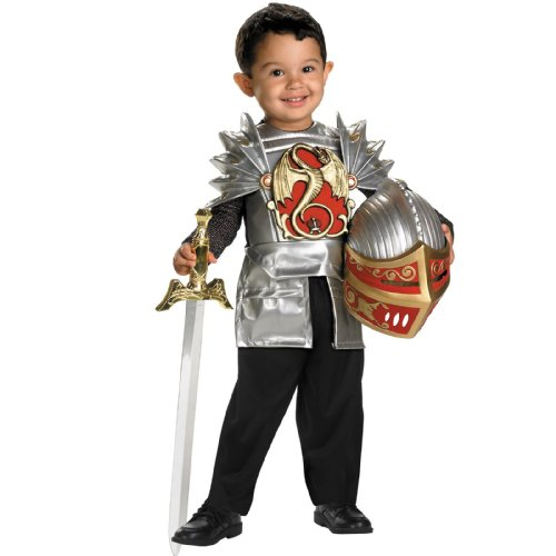Knight of the Dragon - Size: 2T - Little Boy Prince Costume