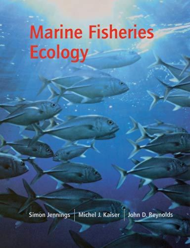 Marine Fisheries Ecology