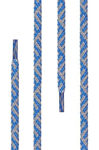 Di 220 Blau Farben Für Ca Qualitäts 100 Mm Arbeitsschuhe Ficchiano 5mm Rundsenkel Ø schnürsenkel 70 27 Twist Polyester Trekkingschuhe Längen 5 Aus Cm Und 4 Grau BTqxBRr