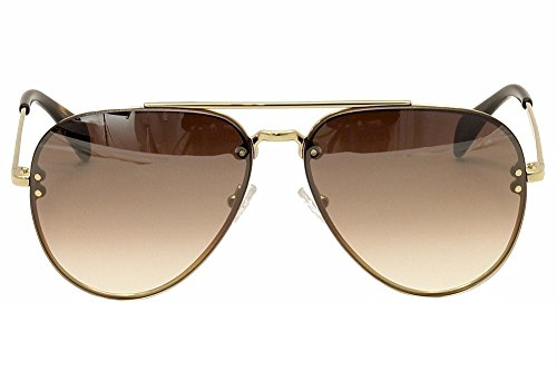 Gold Frame Celine Sunglasses : Celine Small Mirror CL 41392 J5G N5 Gold Metal Aviator ...
