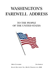 'Washington's Farewell Address to the People of the United States' from the web at 'https://images-na.ssl-images-amazon.com/images/I/41STFWyhkPL._UY250_.jpg'