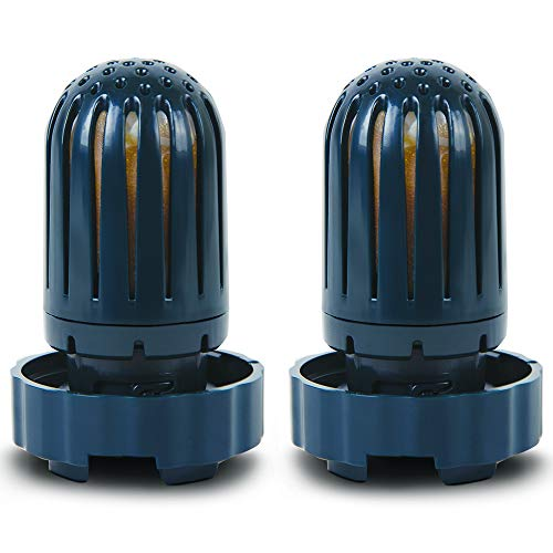 Air Innovations HUMIDIF Humidifier Demineralization Filters-Set of 2, Black