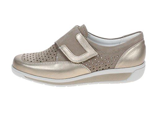 Chaussures Lacets 10 Beige 12 36341 Pour de à Femme 8 Ville ara 4R0fnxx