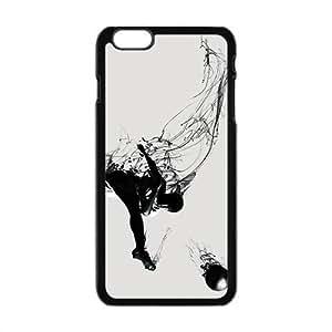 Creative Football Graffiti Custom Protective Hard Phone Cae For Iphone 6 Plus