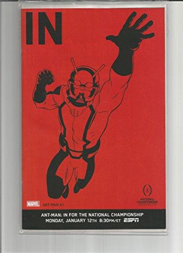 Ant-Man #1 National Championship Variant