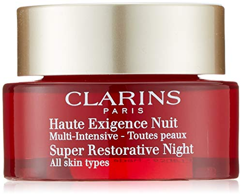 Clarins Super Restorative Night Cream for Unisex, 1.6 Ounce ()