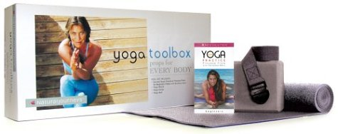 Yoga Toolbox for Everybody [VHS] by Goldhil Entertainmen