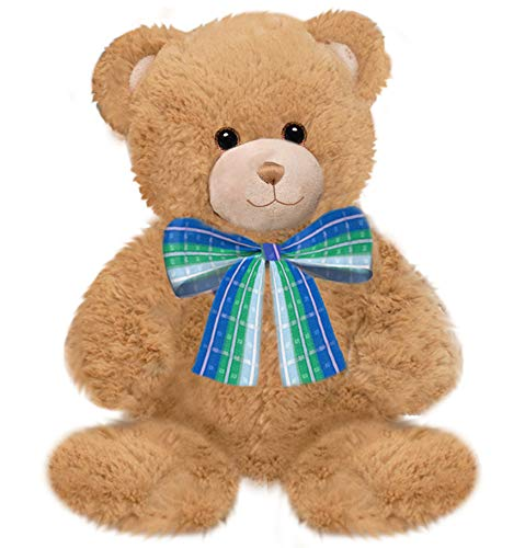 "First & Main 7"" Brown Dean Teddy Bear from First & Main"