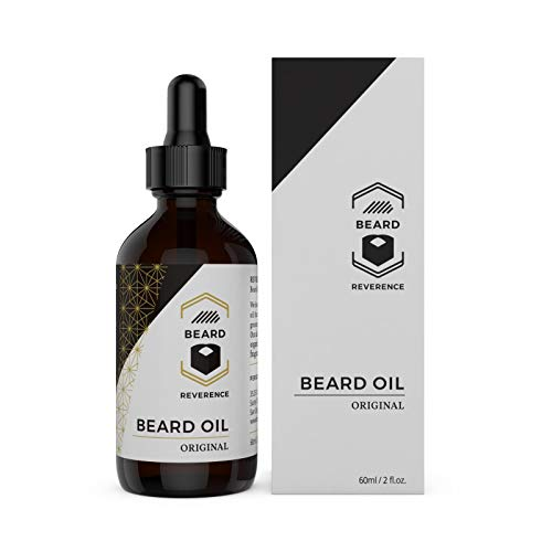 All Natural Beard Reverence Leave product image