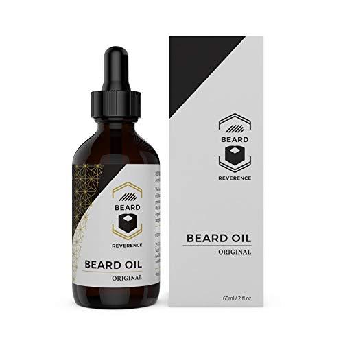 All Natural Beard Reverence Leave