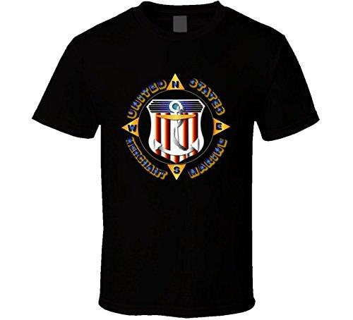 XLARGE Emblem - US Merchant Marine - Black -