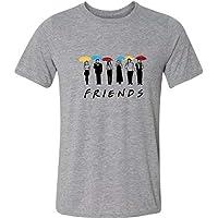 Camiseta Friends Rachel Joey Ross Chandler Monica Phoebe 02