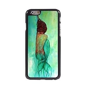 QHY Mermaid Design Aluminum Hard Case for iPhone 6