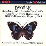 Dvorak: Symphony No. 9, Carnival Overture