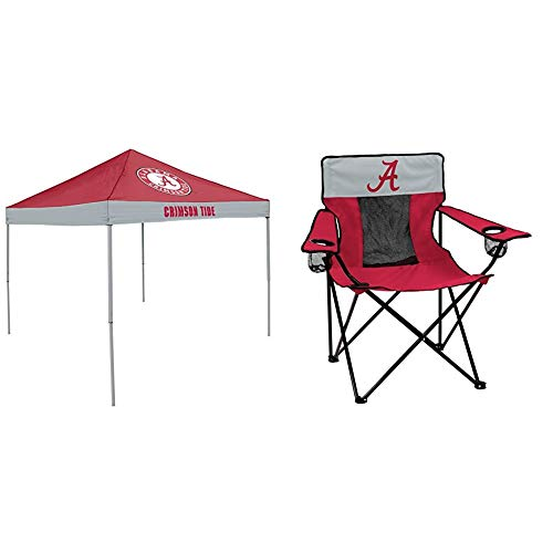 Crimson Tide Tent - Alabama Tent and Chair Package